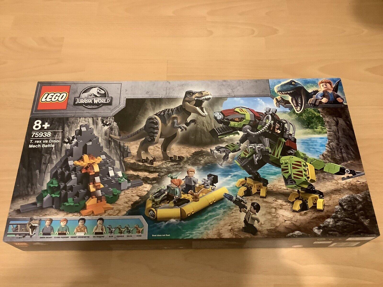 Lego Jurassic 75938, ohne Dinos, ohne Figuren, neue Steine