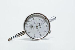 RELOJ-Comparador-Vintage-DIAL-Metric-Indicator-Watch-Mitutoyo-0-01-m-m-10