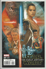 Star Wars The Force Awakens #1 Marvel Comics 2016 Movie Photo Variant Cover 1 15