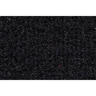 4WD CARPET Auto Custom Carpets 1986 Dodge Ram Charger BLACK Complete