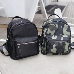 Water-Resistant-Nylon-Small-Mini-Backpack-Rucksack-Daypack-Travel-bag-Purse-Cute