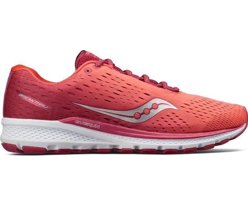 Saucony Breakthru 3 Womens Running shoes, UK Size 5