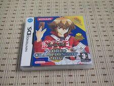 Yu-Gi-Oh World Championship 2007 für Nintendo DS, DS Lite, DSi XL, 3DS