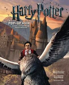 Harry Potter Pop Up Book Based On The Film Phenomenon By Andrew Williamson 2010 Hardcover
