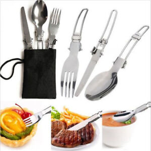 3Pcs-Stainless-Steel-Folding-Picnic-Cutlery-Set-Knife-Fork-Spoon-Utensil-Camping