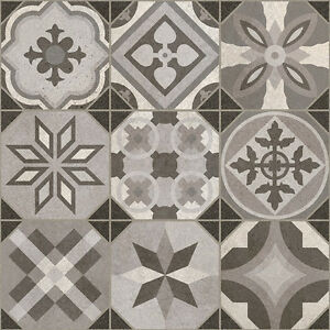 Image Is Loading Victorian Tiergar Patterned Ceramic Floor Tile 31 6
