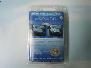 kit rigenerazione fari plastica ripristino moto auto rinnova 3 m turtle wax