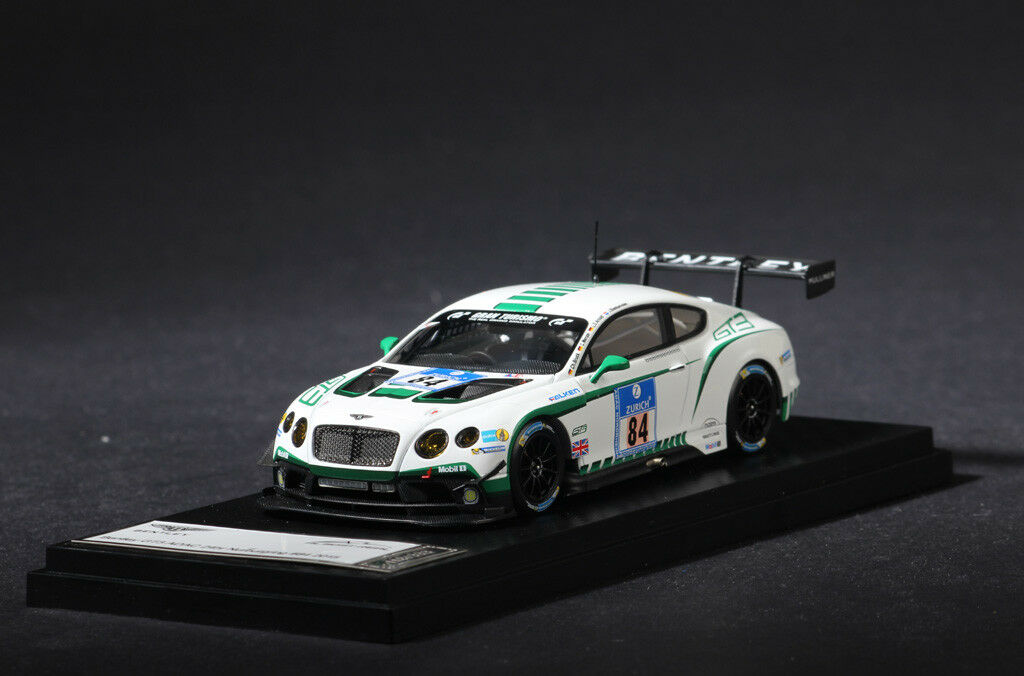 Presque Real Bentley GT3 ADAC 24hr Nurburging  84 2015 1 43 discast Modèle