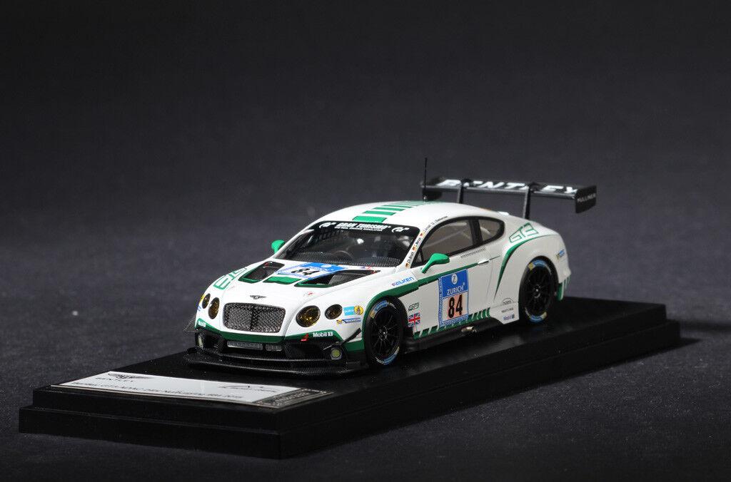 Presque Real Bentley GT3 ADAC 24hr Nurburging  84 2015 1 43 discast Modèle