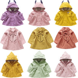 09ed38ff22cd Lively Toddler Child Kid Baby Girls Cartoon Jacket Outerwear Hoodie ...