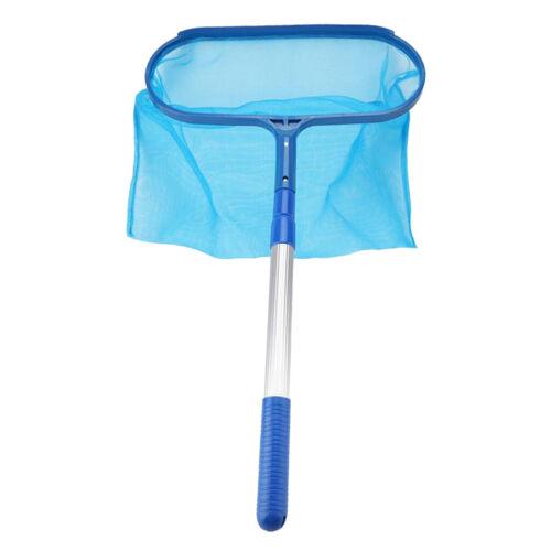 Swimming Pool Leaf Skimmer Net with Pole Fine Mesh Pool Cleaner Skimming Net