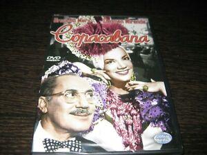 Copacabana DVD Groucho Marx Carmen Miranda Scellé Neuf