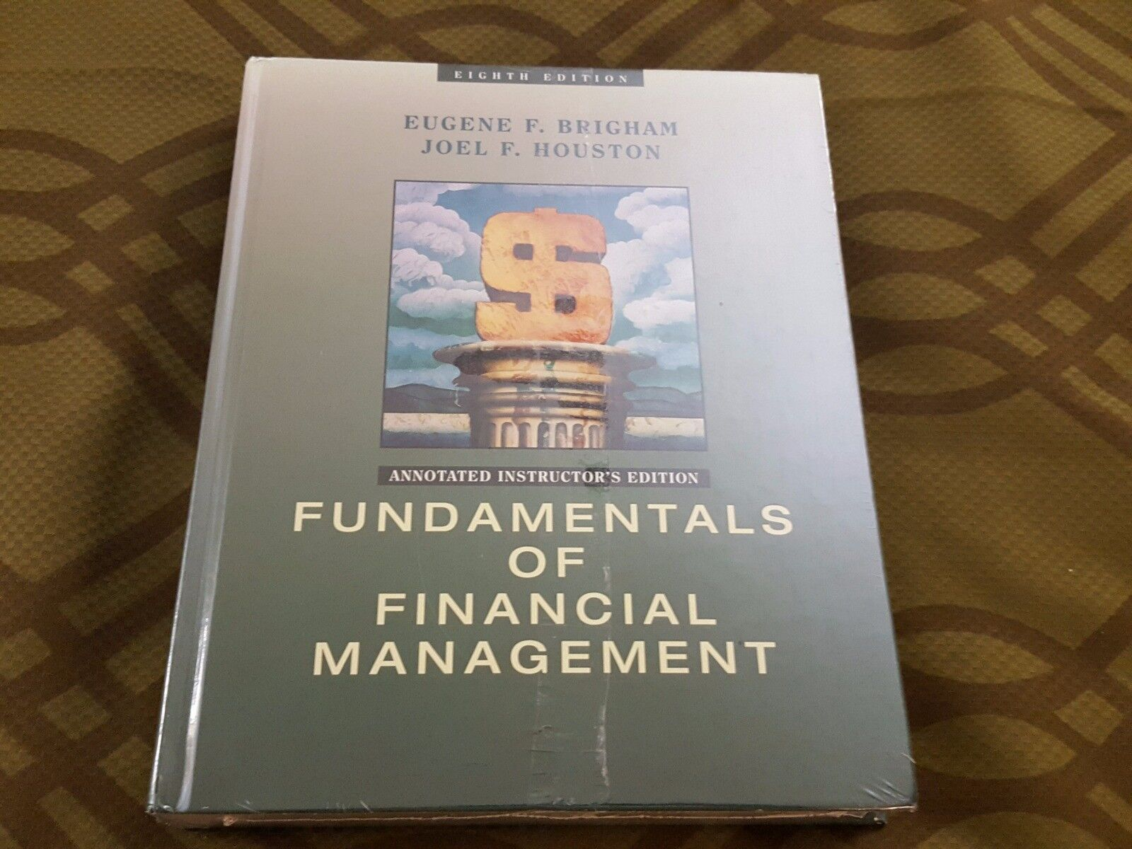 instructors manual fundamentals of financial management Financial management, management books no comments edition), 12th edition, brigham, houston, instructor manual & solutions manual of financial management brigham 10th edition solutions manual fundamentals of financial management brigham houston.