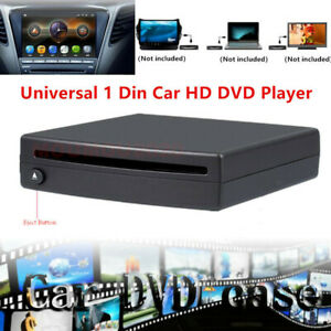 1 Din HD PC Car Radio CD/ DVD Player External Android ...