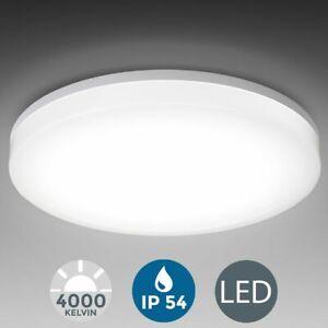 Deckenlampe Deckenleuchte Led 13w Bad Lampen Ip54 Außen