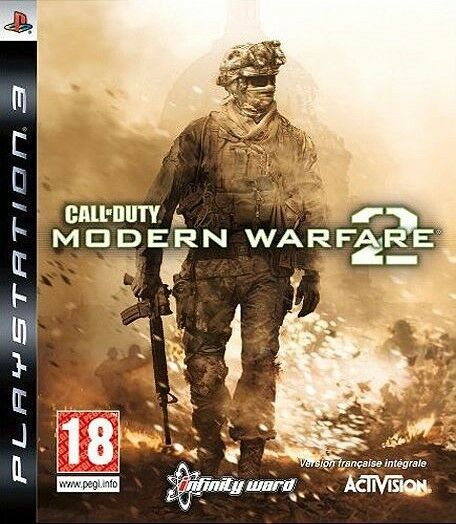 CALL OF DUTY MODERN WARFARE 2 / SONY PS3 / NEUF SOUS BLISTER D'ORIGINE / VF