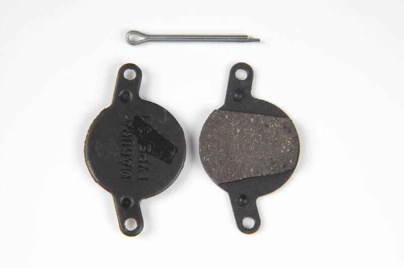 Sicherungssplint *KRACHER* 1 Paar Magura 3.1 oder 3.2 Bremsbeläge inkl