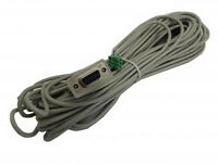 Schlage Handpunch Rs232 Serial Cable, 50 Foot Length, Db9 To 3 Pin Molex