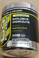 Cellucor C4 Extreme Explosive Workout Lemon Lime 30 Servings 1/2018 3 Case Of 12