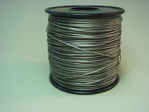 150 Meters Security Seals 7 Wire Steel /Plastic Double line Protect Seal Nr 1069