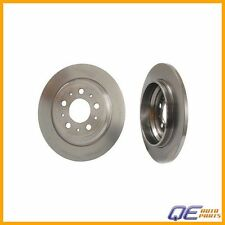 Rear Volvo S70 V70 1999 2000 Disc Brake Rotor Zimmermann 272429Z