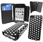 Leather-Wallet-Flip-Cover-Magnetic-Detachable-Hard-Case-2-in-1-Printed-Polka-Dot thumbnail 22