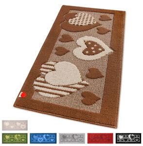 Tappeto-cucina-moderno-TESSITURA-3D-cuori-antiscivolo-corsia-bagno-mod-AFRODITE
