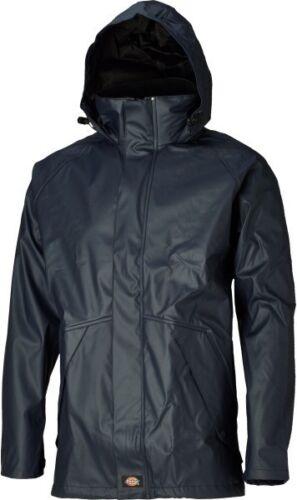 Taglie S-XXXL MEN/'S COAT Dickies Raintite Giacca Impermeabile Escursionismo Blu Navy