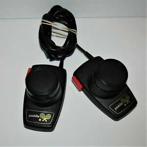 Atari 2600 Paddles - Wired Paddle Controllers