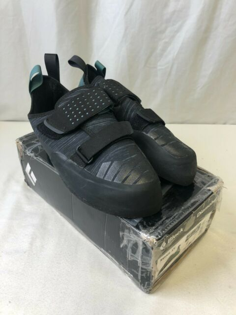 Black Diamond Men's Zone LV Climbing Shoes Seagrass Size 13 (2101271014)