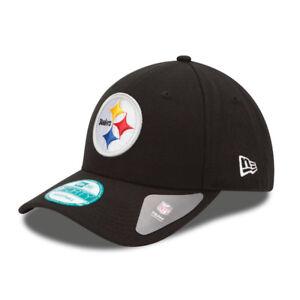 f6030d618 NEW ERA Mens Black Pittsburgh Steelers The League Cap Black BNWT ...