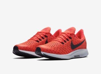 Nike Air Zoom Pegasus 35 UK 4.5 EU 37.5 MädchenDamen GS Running Crimson | eBay