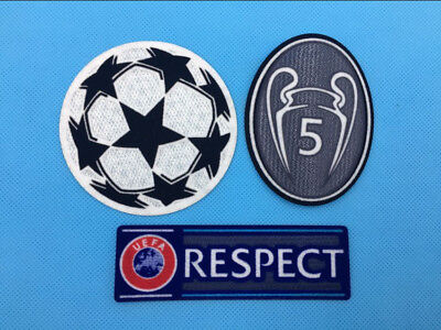 Flock Originales FIFA Club World Cup Champions Patch 2017 Real Madrid