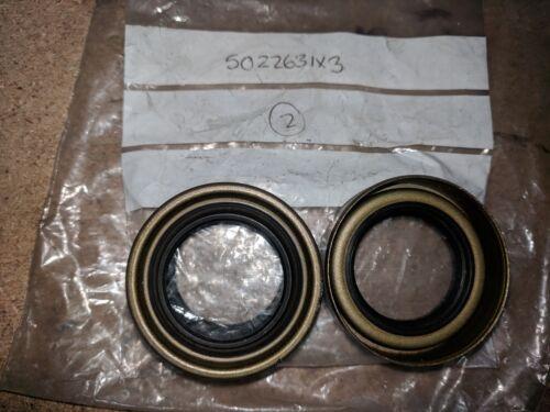 2 x Ferris Tondeuse Graisse Seals 5022631X3
