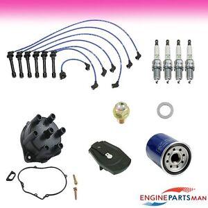 Fits 98-99 Honda Accord V6 3.0L Tune-Up Kit IRIDIUM Spark Plugs TK0015-09