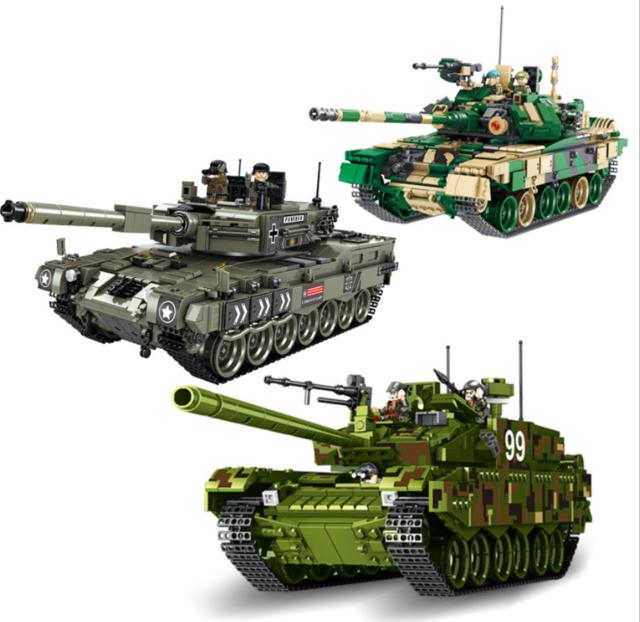 Bausteine Figur Kind Militär Krieg Armee Modell Spielzeug Kind Geschenk