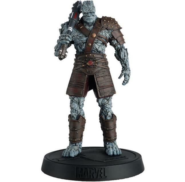 Eaglemoss MARVEL MOVIE COLLECTION EDIZIONE specialeeE 13 Korg THOR RAGNAROK