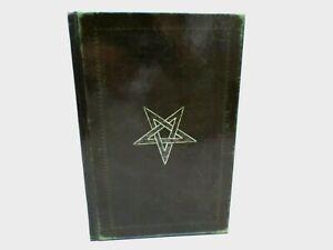 Latin Copy Delomelanicon: Novem Portis Magic Spell Book Grimoire Wicca Rare