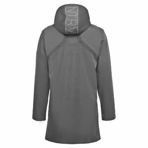 Fully Men's 400 2 1 Nwt lt; gt;puma Hood Gray With L Ntrvl In Vented Raincoat xqInwfSwB7