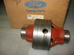 Details about New - ZF Differential Case for a Ford/New Holland ZP1927453