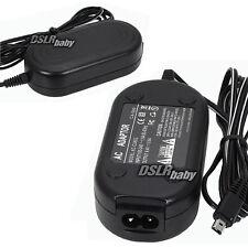 CA-590 CA-590E AC Power Adapter f Canon EOS FS10 FS11 FS100 MD120 ZR800 ZR-900