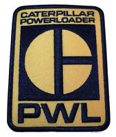 Alien Caterpillar 4 Tall Logo Iron-on/sew-on Embroidered Patch