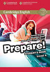 Cambridge English Prepare! Level 4 Student's Book: Level 4 by James Styring, Nicholas Tims (Paperback, 2015)