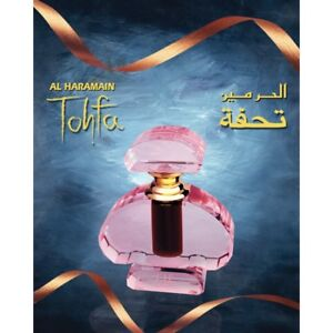 Tohfa-12ml-By-Al-Haramain-Spicy-Floral-Amber-Musk-Sandalwood-Perfume-Oil