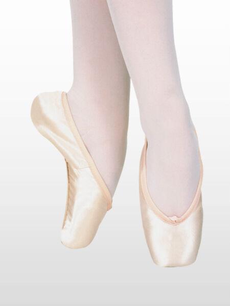 ! Nuevo! Capuleto Juliet Pointe Zapatos-de Final De Línea Especial-ver