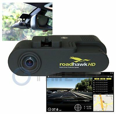 Roadhawk 1080P HD Car Vehicle Dash Cam DVR Video Recorder GPS G Sensor Blackbox