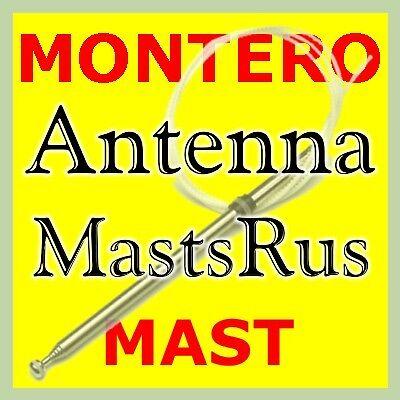 Mitsubishi MONTERO Power Antenna MAST 1992-2000 OEM A40