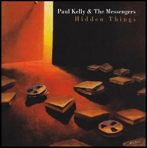 PAUL-KELLY-amp-THE-MESSENGERS-HIDDEN-THINGS-CD-AUSTRALIAN-FOLK-ROCK-NEW