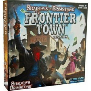 Shadows Of Brimstone: Extension de la ville frontalière - Nouveau 9781941816189