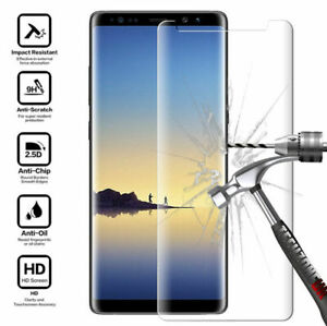 Tempered-Glass-Screen-Protector-For-Samsung-Galaxy-S9-S8-S7-Edge-Plus-Note-8-A5